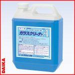 ガラスクリーナーA 4L